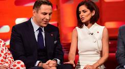 David Walliams has dispelled the rumour that he and Cheryl Fernandez-Versini were once nearly an item