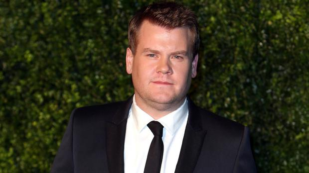 James Corden has given his talk show debut in the US