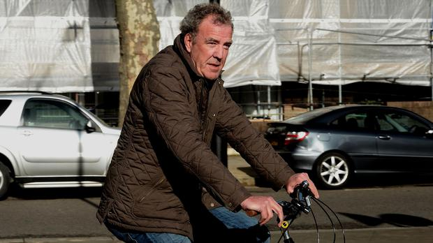 Jeremy Clarkson was told his Top Gear contract will not been renewed by the BBC