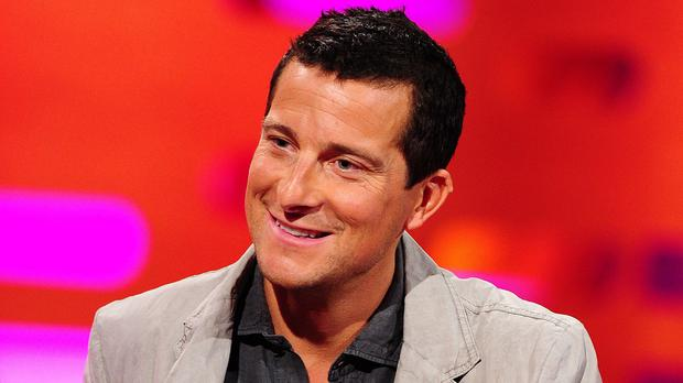 Bear Grylls said the women on his survival show The Island had a tougher time than the men in many ways