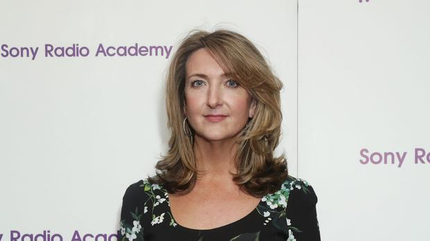 Victoria Derbyshire recently moved from radio to her own TV current affairs show
