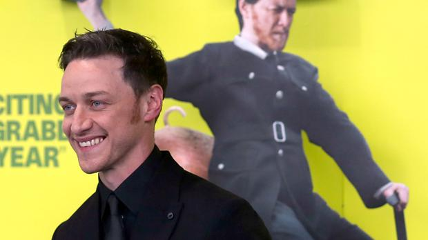 James McAvoy is funding a 10-year scholarship programme at Glasgow's Royal Conservatoire of Scotland