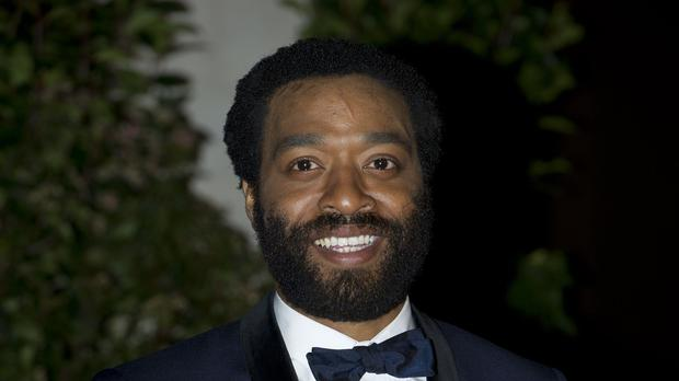 Chiwetel Ejiofor brushed aside the name-change discussions at drama school