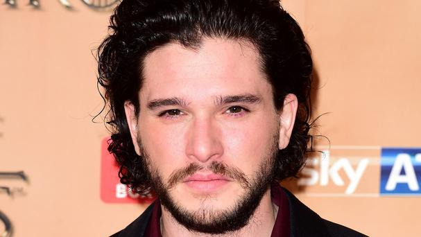 Kit Harington plays Jon Snow in the fifth series of Game Of Thrones