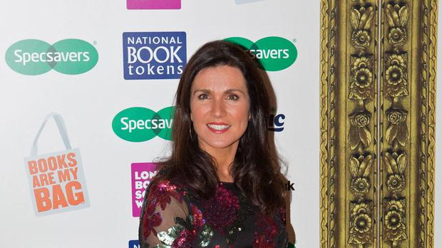 Susanna Reid is working with Piers Morgan this week