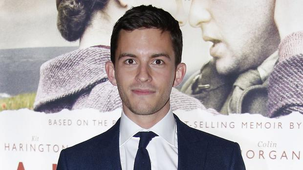 Broadchurch actor Jonathan Bailey is to raise money for MND Scotland by completing the London Marathon