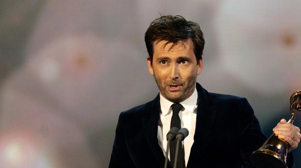 David Tennant joined the RSC when he was 25