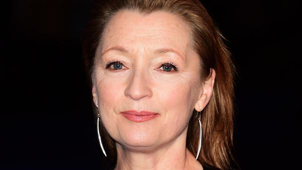 Lesley Manville will play a widow trying to rebuild her life in the new comedy