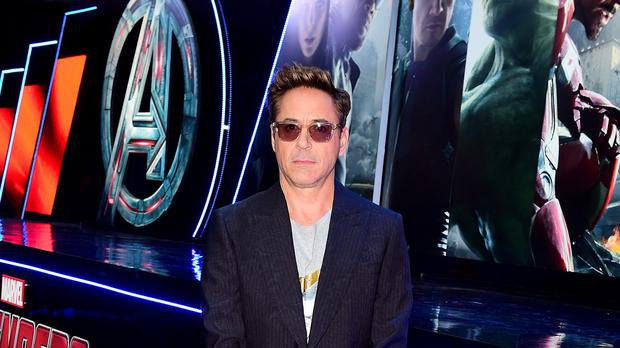 Robert Downey Jr walked out of an interview with a Channel 4 reporter
