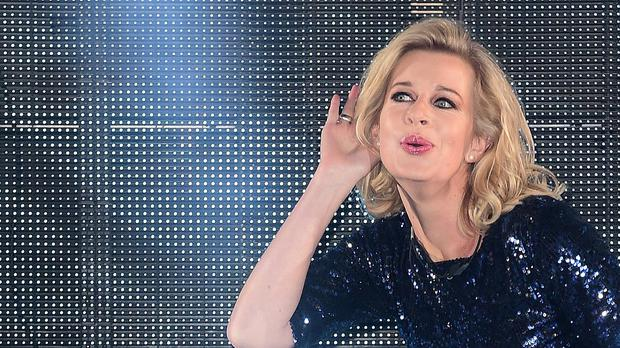 Katie Hopkins, who has been blasted by the UN's High Commissioner for Human Rights after she likened migrants to cockroaches.
