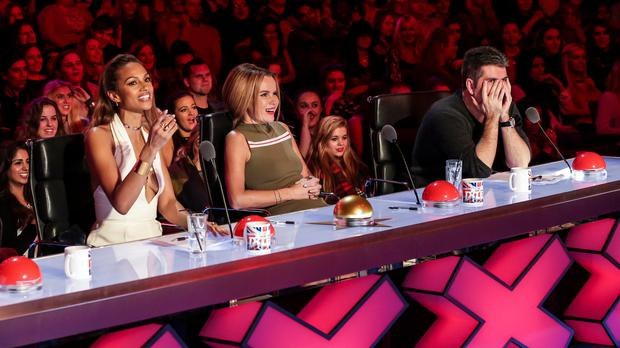 Britain's Got Talent attracted 11.9 million viewers on Saturday