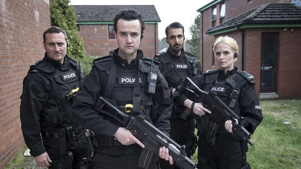 Will Mellor is joining Daniel Mays, Arsher Ali and Leanne Best in the third series of the crime drama Line Of Duty (BBC/PA)
