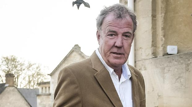 Jeremy Clarkson shared a drink with model Jodie Kidd, who has been suggested as a potential Top Gear presenter