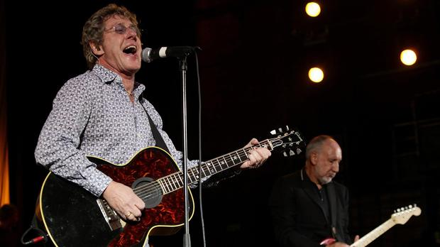 Roger Daltrey said the band will 'do our best' to close Glastonbury 'with a bang'