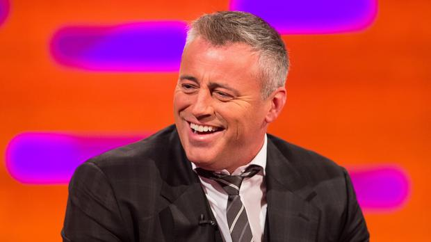 Matt LeBlanc starred in the hit '90s show Friends