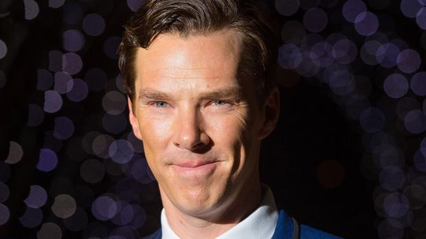 Benedict Cumberbatch is nominated for the leading actor award at the TV Baftas