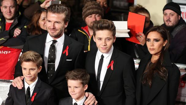 Victoria Beckham has spoken about her fears and joy as a mother of four children