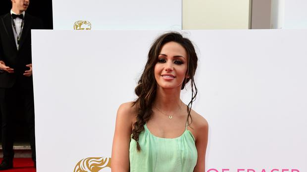 Michelle Keegan's outfit at the Bafta awards ceremony was criticised by Katie Hopkins (Ian West/PA Wire)