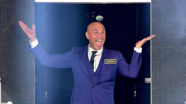 Simon Gross is evicted from the Big Brother house on the launch night of the latest series