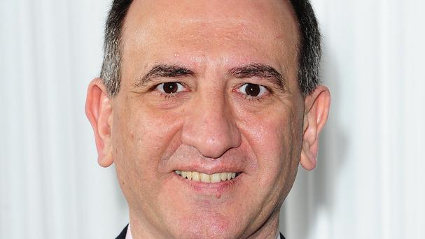 Armando Iannucci will deliver this year's James MacTaggart Memorial Lecture