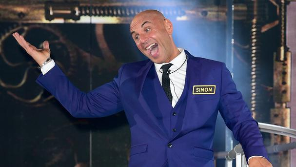 Simon Gross was evicted from the Big Brother house just an hour after entering