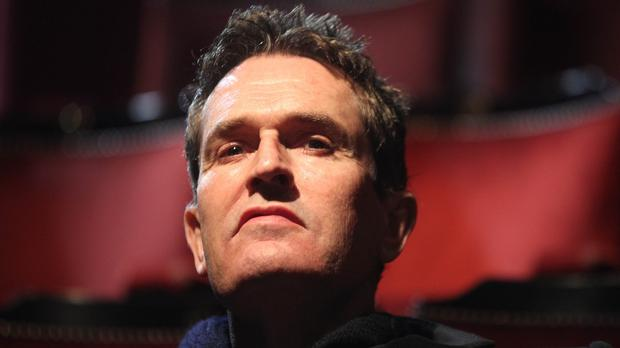 Rupert Everett will play the governor of Paris in The Musketeers