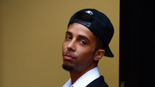 Rapper Dappy told his Twitter followers that he is backing North Norfolk MP Norman Lamb in the Lib Dem leadership race