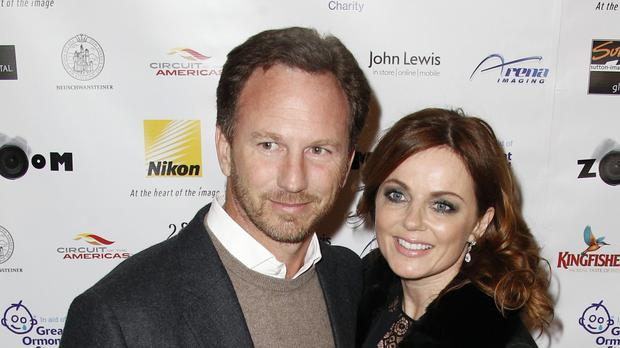 Christian Horner and Geri Halliwell are expected to marry in southwest London tomorrow