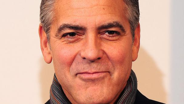 George Clooney is expected to attend the premiere