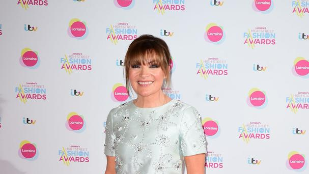 Lorraine Kelly hailed the improvement in maternity wear