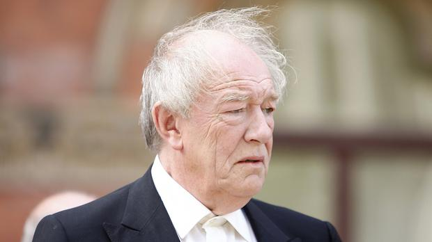 Michael Gambon will play Churchill in the final years of his career