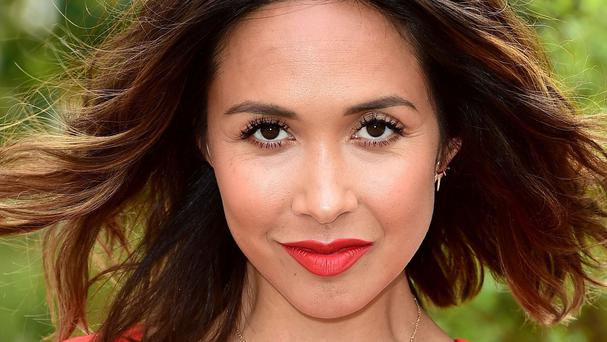 Myleene Klass is to front a barbecue cooking competition on ITV