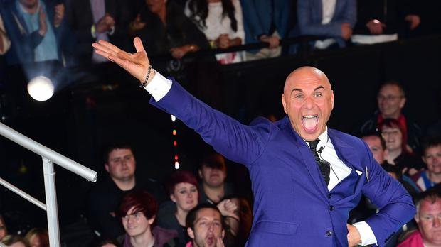 Simon Gross is re-entering the Big Brother house.