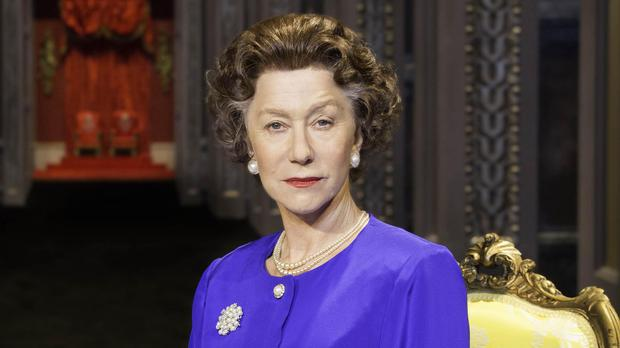 Dame Helen Mirren's performance as the Queen in The Audience is nominated for the best actress in a play Tony Award