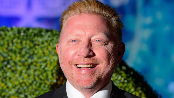 Boris Becker said he is happy if the Nobu incident is one of the things he is best remembered for
