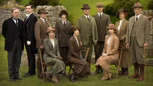 The team behind Downton Abbey will be honoured by Bafta (ITV/PA)