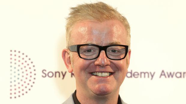 Chris Evans brought TFI Friday back to Channel 4 to celebrate its 20th anniversary