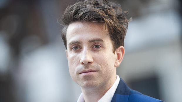 DJ Nick Grimshaw is reported to be set to take over from Louis Walsh as a judge on the X Factor