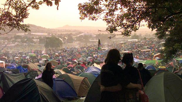 Glastonbury is among the festivals that draw visitors to the UK