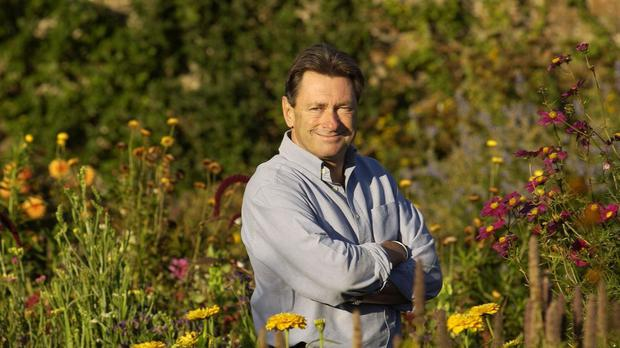 Alan Titchmarsh would be prepared to tiptoe through the tulips on Strictly Come Dancing