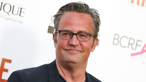 Matthew Perry has been helping young people overcome addiction (Invision/AP)