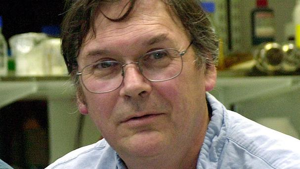 Sir Tim Hunt is a Nobel laureate