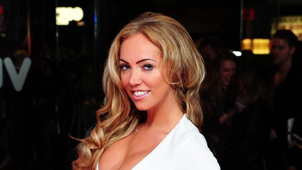 Aisleyne Horgan-Wallace arrived in the house in typically dramatic fashion, jumping out of a giant