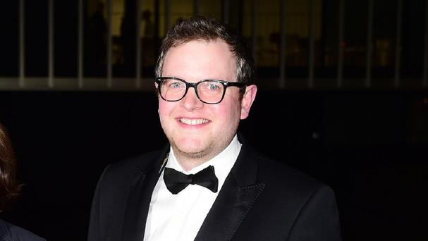 Miles Jupp succeeds Sandi Toksvig at The News Quiz