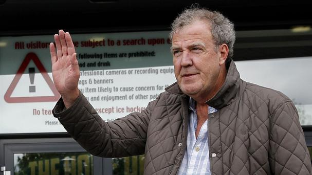 Jeremy Clarkson could be bowing out of Top Gear on a high