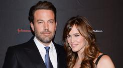 Ben Affleck and Jennifer Garner are to divorce after 10 years of marriage (Invision/AP)
