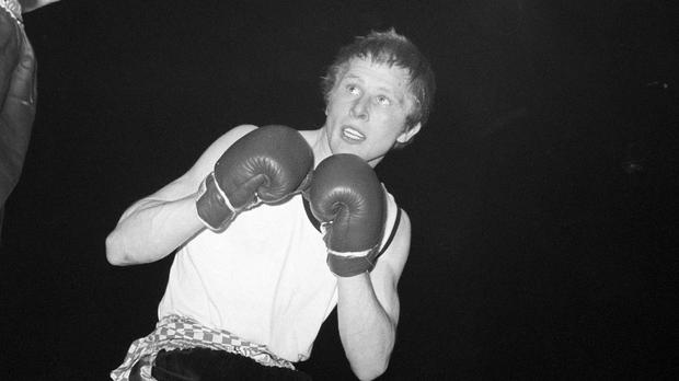 Jim Watt became world champion in boxing's lightweight division in 1979