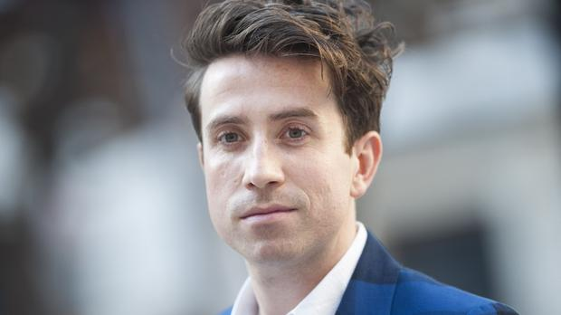 Nick Grimshaw will be one of the four judges on X Factor this year