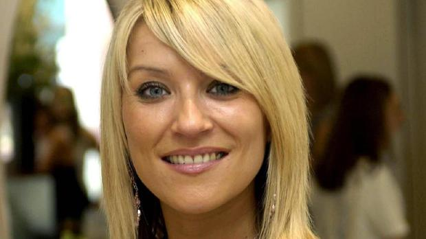 Zoe Lucker says she doesn't like to go out in the evenings