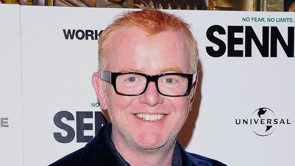 Chris Evans will host the new series of Top Gear